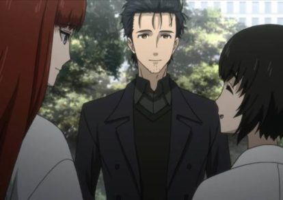 Steins;Gate 0 Episode 6 Official Anime Screenshot