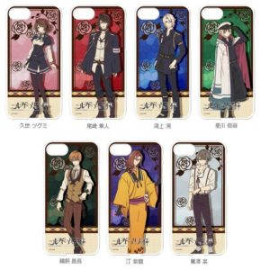 Phone Cover | Nil Admirari no Tenbin Anime | Anime Merchandise Monday (14-20 May) (C) IF/Nil Admirari PROJECT