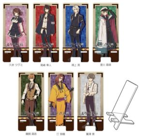 Clear Stand | Nil Admirari no Tenbin Anime | Anime Merchandise Monday (14-20 May) (C) IF/Nil Admirari PROJECT
