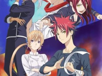 Food Wars The Third Plate Episode 18 Review: For Whom