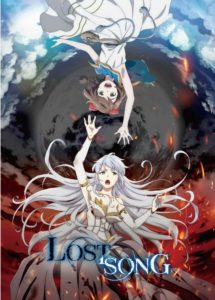 New visual for the TV anime Lost Song