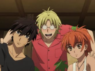 Full Metal Panic IV Episode 5 Preview Stills and Synopsis