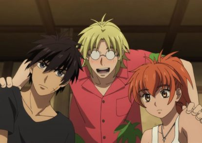 Full Metal Panic IV Episode 5 Official Anime Screenshot