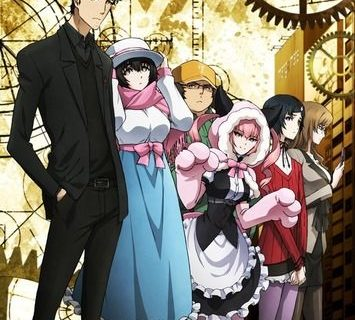 Steins;Gate 0 Anime Visual