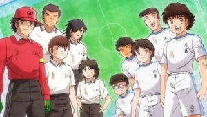 Captain Tsubasa Episode 8 Official Anime Screenshot