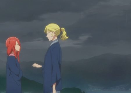 Tada Never Falls in Love (Tada-kun wa Koi wo Shinai) Official Anime Screenshot