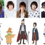 Cast of Muhyo and Roji's Bureau of Supernatural Investigation