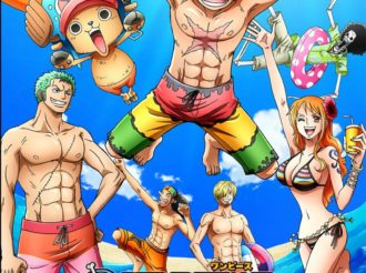 One Piece Water Adventure Comes to Japanese Spar Resort Hawaiians This Summer