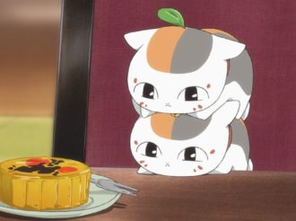 Nyanko Splits into Three in Natsume's Book of Friends New Movie