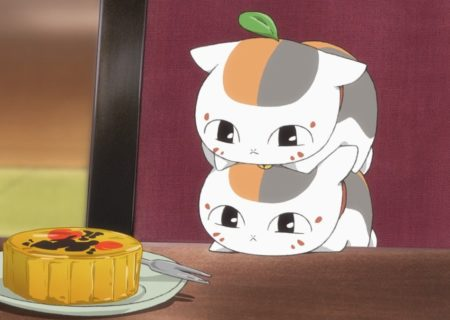 Natsume Yuujin-chou: Utsusemi ni Musubu (lit. Natsume's Book of Friends the Movie: Tied to the Temporal World) Official Anime Screenshot