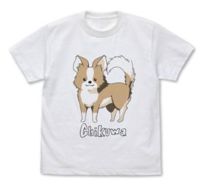 T-shirt | Anime Yurucamp | Anime Merchandise Monday (21-27 May) (C)あfろ・芳文社/野外活動サークル