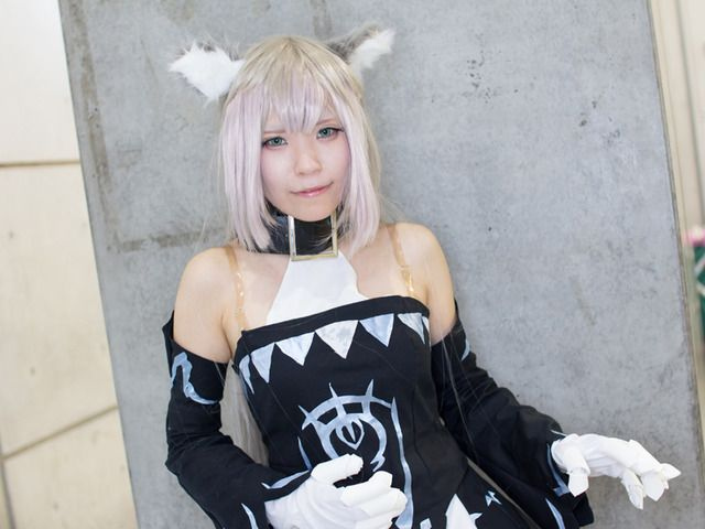 Arina @ali_1116 as Atalanta (Alter) from 'Fate/Grand Order' | Super Comic City 27 - Cosplayers from the First Day | Cosplay