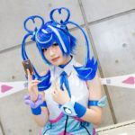 Yumiya @Yumiya_chan as Blue Angel from 'Yu-Gi-Oh! VRAINS' | Super Comic City 27 - Cosplayers from the Second Day | Cosplay