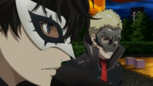 Persona 5 Episode 8 Official Anime Screenshot