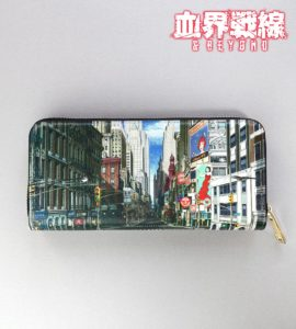 Wallets | Anime Blood Blockade Battlefront & Beyond | Anime Merchandise Monday (21-27 May) ©2017 内藤泰弘/集英社・血界戦線 & BEYOND製作委員会
