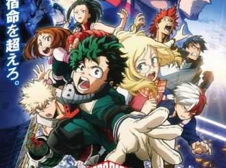My Hero Academia The Movie: Futari no Hero Reveals Main Visual