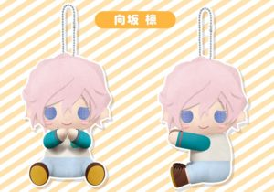 Character Plushies | A3! Online| Anime Merchandise Monday (28 May-3 June) (C)Liber Entertainment Inc. All Rights Reserved.