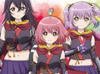 Release the Spyce Releases Character CD Jacket