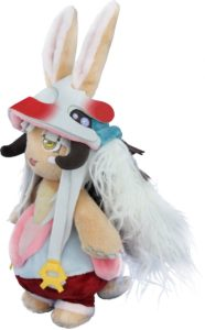 Nanachi Plush | Made in Abyss Online| Anime Merchandise Monday (28 May-3 June) (C) 2017 つくしあきひと・竹書房/メイドインアビス製作委員会