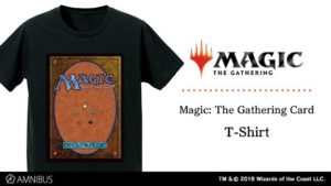 T-Shirt | Magic: The Gathering TCG | Anime Merchandise Monday (28 May-3 June) © 2018 Wizards of the Coast LLC.