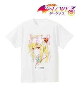 T-Shirt | To LOVE-Ru Anime | Anime Merchandise Monday (28 May-3 June) ©矢吹健太朗・長谷見沙貴/集英社・とらぶるダークネス製作委員会