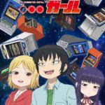 Hi Score Girl (or 'High Score Girl') Anime Visual