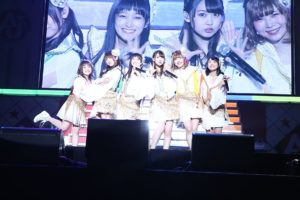 i☆Ris performing at ANiUTa Live 2018: Anyupa!! Anisong Event