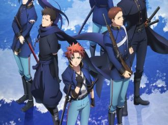 Peace Maker Kurogane Releases Visual and Advance Ticket Benefits for Second Movie
