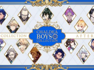 Fate/Grand Order 'Chaldea Boys Collection Afterparty' Cafe Report