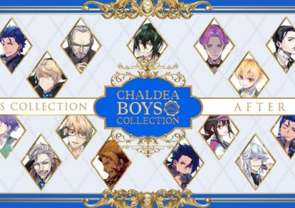 Fate/Grand Order | Chaldea Boys Collection: Afterparty | Anime Collaboration Cafe