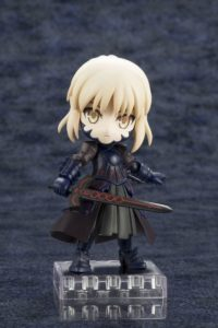 Saber/Altria Pendragon Chibi Figure | Anime Fate/Grand Order | Anime Merchandise Monday (4-10 June 2018) ©TYPE-MOON / FGO PROJECT