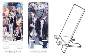 Phone Stand | Anime Butlers: A Century Millennium Story | Anime Merchandise Monday (4-10 June 2018) (C) 2018 SummerACG/「Butlers~千年百年物語~」プロジェクト
