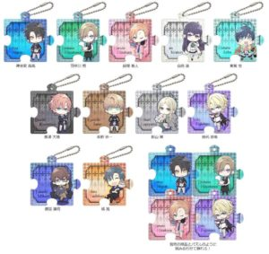 Acrylic Charm | Anime Butlers: A Century Millennium Story | Anime Merchandise Monday (4-10 June 2018)