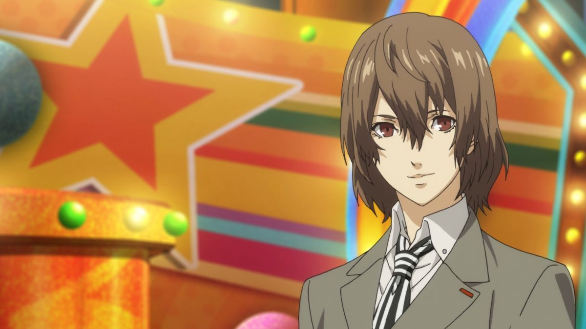 Persona 5 Episode 10 Official Anime Screenshot ©ATLUS ©SEGA/PERSONA5 the Animation Project ©ATLUS ©SEGA All rights reserved.