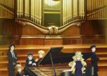 Chopin Competition Arc of anime Piano no Mori