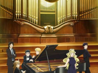 Piano no Mori Episode 10 Preview Stills, Synopsis, Second Key Visual, and Comments from Additional Cast