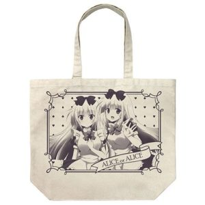 Tote Bag | Alice or Alice anime collaboration cafe at Curemaid Cafe in Tokyo