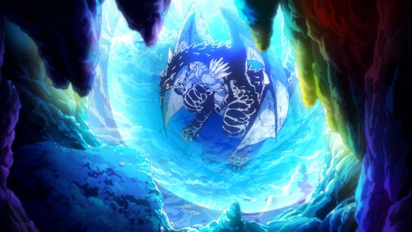That Time I Got Reincarnated as a Slime Anime Official Screenshot