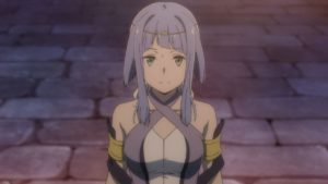 Is it Wrong to Pick Up Girls in a Dungeon? 2 Official Anime Screenshot