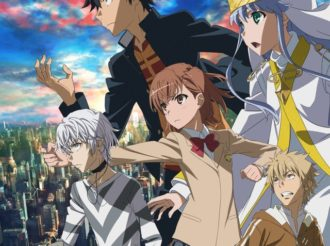 A Certain Magical Index Season 3 To Air October 2018
