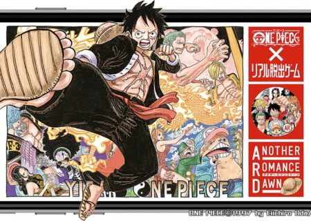 One Piece Puzzle Hunt at Anime Expo 2018