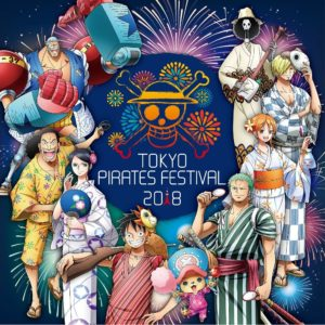 One Piece Tokyo Pirates Festival 2018