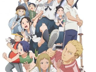 Chio's School Road Reveals Additional Cast, OP, and ED Jacket