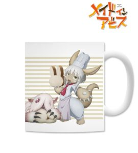 Nanachi Bakery Collaboration | Anime Made in Abyss | Anime Merchandise Monday (11-17 June) | MANGA.TOKYO ©2017 つくしあきひと・竹書房/メイドインアビス製作委員会
