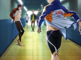Free! Dive to Future Reveals Broadcasting Start Date