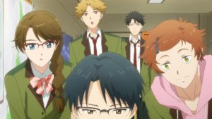 Tada Never Falls in Love Episode 11 Official Anime Screenshot