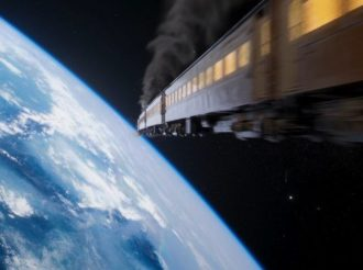 Ride the Galaxy Express 999 in Live Action Series Trailer