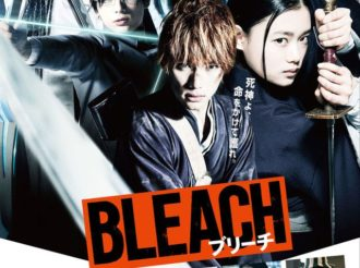 Bleach Live Action Movie Releases New Trailer and Poster