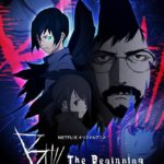 Netflix Original Anime B: The Beginning Anime Key Art