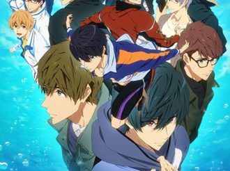 Free! Dive to the Future Releases Main Visual, Reveals Additional Cast